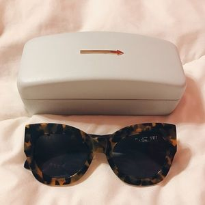 Karen Walker Northern Lights Designer Sunglasses